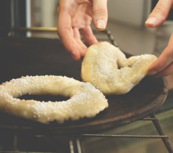 Homemade Bagels and What I Learned