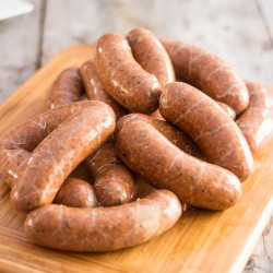 Homemade Healthy Sausages Recipe