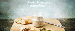 Homemade Pork Rillettes in Jar Recipe
