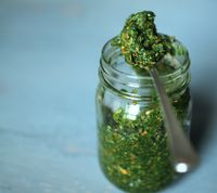 How to Make Salted Herbs Condiment Recipe