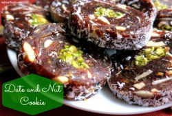 Khajoor Ki Mithai Indian Date Fudge Recipe
