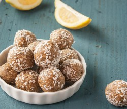 Lemon Poppy Seed Balls