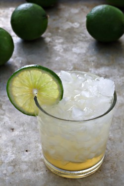 Lime Bar Cocktail