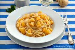 Linguine with Potatoes Recipe