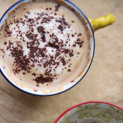 Maca Coca Latte recipe