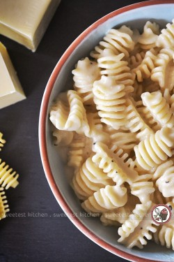 Macaroni and Cheese 3 Ingredients Recipe
