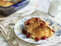 Marscapone-Stuffed French Toast