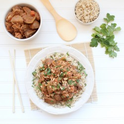 Massaman Chicken Curry Crock Pot Recipe