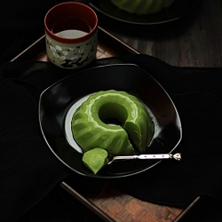 Matcha Green Tea Pudding Recipe
