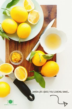 Meyer Lemon Cream Recipe