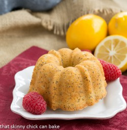 Meyer Lemon Tea Cakes Recipe