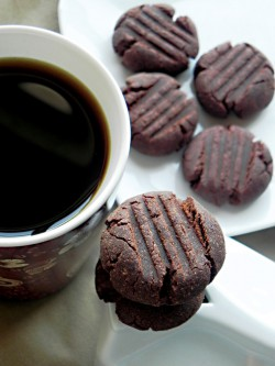 Midnight Mocha Cookies Recipe