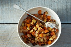 Miso Maple Roasted Roots Recipe