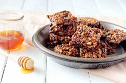 No Bake Chocolate Cherry Granola