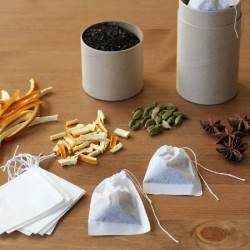 Orange and Anise Tea Sachets