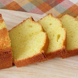 Orange Scented Pound Cake