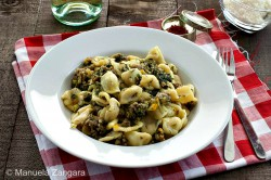Orecchiette with Sausage and Fennel