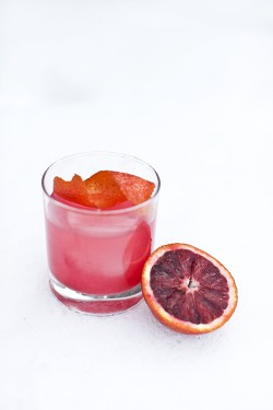 Paloma de Amor Cocktail with Tequila Recipe