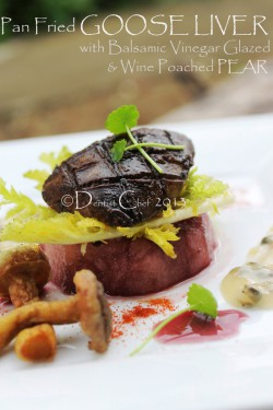 Pan Fried Ethical Raised Foie Gras Recipe
