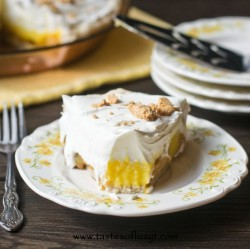 Peanut Butter Pudding Pie Recipe