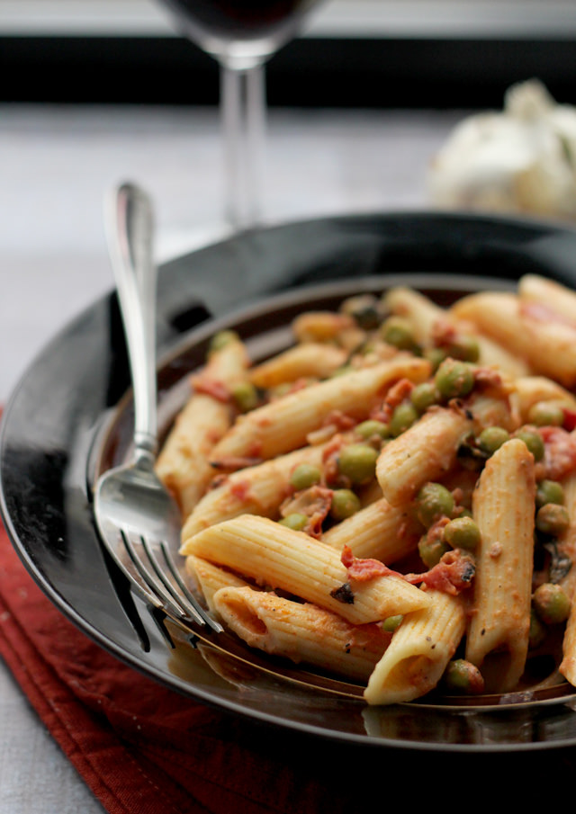 Penne Pasta alla Vodka Recipe