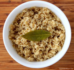 Perfect Simple Easy Cajun Rice