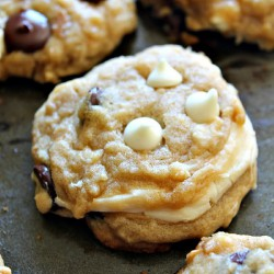 Perfect Soft-Baked Pudding Cookies