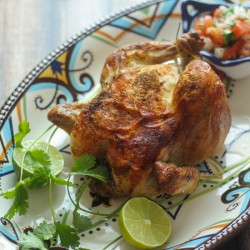 Peruvian Roast Chicken Recipe