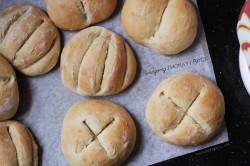Pinagong Filipino Breads Recipe