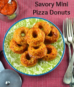 Pizza Donuts Recipe