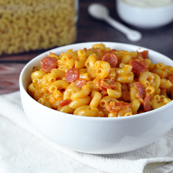 Pizza Macaroni and Cheese Recipe