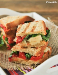 Provolone and Peppers Sandwich Recipe