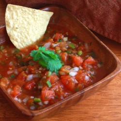Restaurant Style Mexican Salsa Recipe