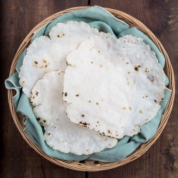 Rice Flour Flat Bread