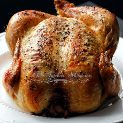 Roast Chicken Recipe