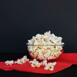 Salted Honey Popcorn Recipe