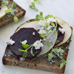 Sandwich with Root-Beets