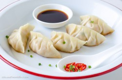 Shrimp Chive Dumplings Recipe