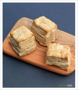 Sky High Spelt Breakfast Biscuits Recipe