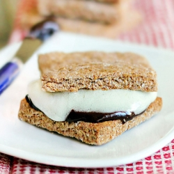 S'mores Graham Crackers
