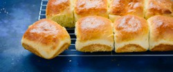 Soft Bread Rolls Recipe