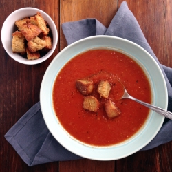 Spanish Tomato Soup Recipe