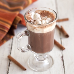 Spiced Tequila Hot Chocolate with Mezcal Whipped Cream Recipe
