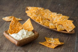 Spiced Tortilla Chips Recipe