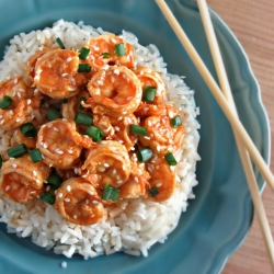 Sweet and Spicy Shrimp Recipe