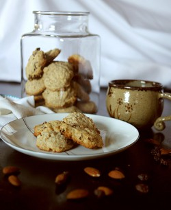 Tea-Time Cookies