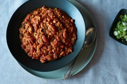 Tempeh Chili Recipe