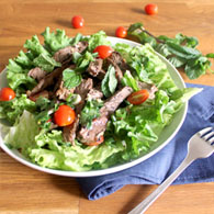 Thai Beef Salad with Lime Dressing Recipe