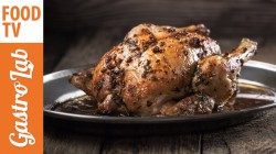 Thyme Balsamic Maple Roast Chicken Recipe Video