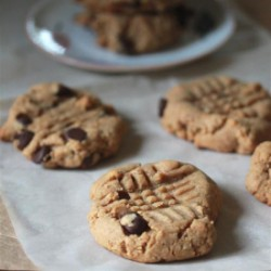 Vegan Peanut Butter Chocolate Chip